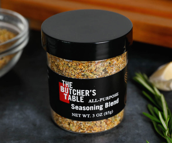 The Butcher's Table Seasoning
