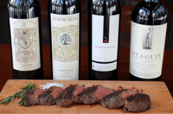 Wine and Steak Pairings